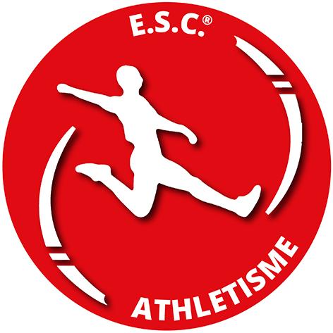 Logo ESC Athlétisme