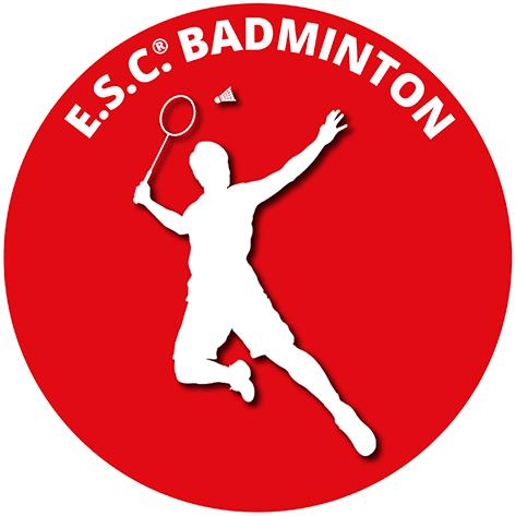 Logo ESC Badminton