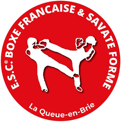 Logo ESC Boxe Française et Savate Forme