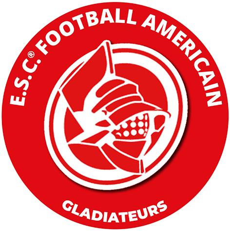 Logo ESC Football Américain