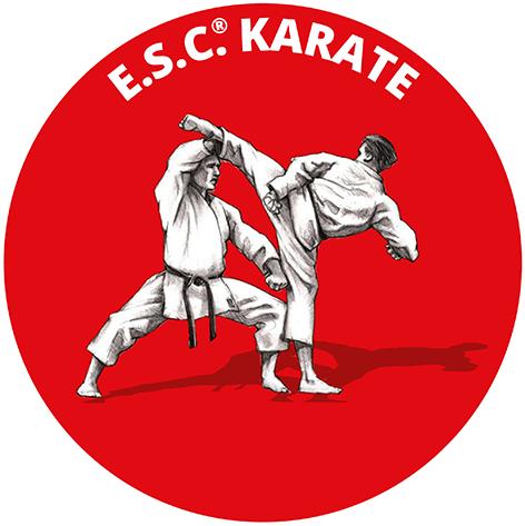 Logo ESC Karaté